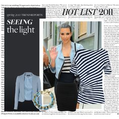 Kim Kardashian, created by chiclioness89 on Polyvore