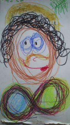 De lemniscaat als kraag en bril van Zwarte Piet