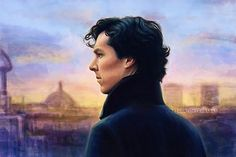 2169 http://feyjane.tumblr.com/post/72654144864/sherlock-is-back-by-feyjane
