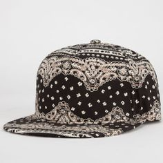 Bandana Womens Snapback Hat 228661149 | Hats | Tillys.com