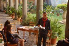 Student Photo -- Gordon IN Orvieto, Italy http://www.gordon.edu/orvieto