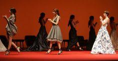 Ion Fiz abre la pasarela de 'The Way We Live Asturias Fashion 2013'