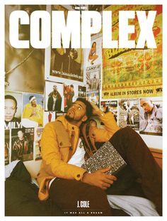 J. Cole Covers Complex's December 2014/January 2015 Issue! | Complex