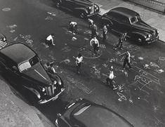Canal~Art  « Les enfants de Brooklyn » Cliché du photographe Arthur Leipzig