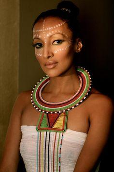 Jessica Beshir (Ethiopia)                                                                                                                                                                                 Mais