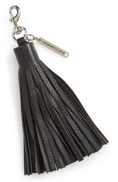Rebecca Minkoff Tassel Key Fob at Nordstrom.com. A trend-worthy key ring made with polished hardware and fun, leather tassels is like jewelry for your keys.