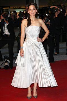Marion Cotillard at Cannes Film Festival 2014