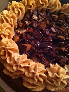 peanutbutter cup cheesecake