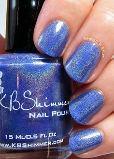 Adventures In Acetone: Swatch Saturday: KBShimmer Summer 2015 (Partial)
