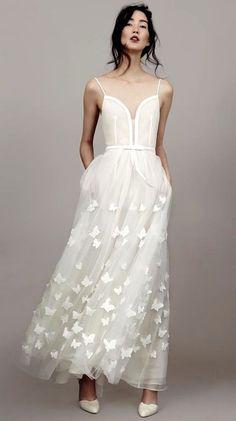 Modern wedding dresses to fall in love with Kaviar Gauche