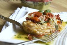 the sauce alone on this looks wonderful! copy cat recipe of Carrabba's chicken Bryan