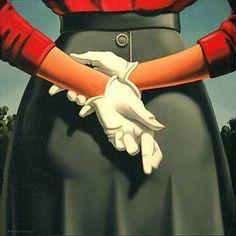 Meet The Artist: R. Kenton Nelson - Linda Merrill