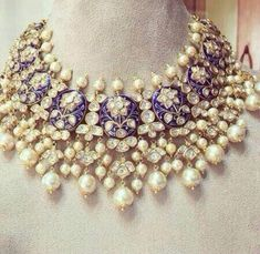 Necklaces – Page 14 – Modern Jewelry Indian Jewelry Earrings, Indian Jewelry Sets, Indian Wedding Jewelry, India Jewelry, Bridal Jewelry Sets, Jewelry Gifts, Bridal Bangles, Pearl Jewelry, Antique Jewelry