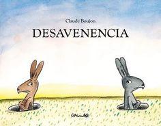 Dos conejos,dos amigos, dos madrigueras. Pero un problema creó una mejor convivencia...