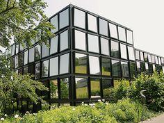 Herzog & De Meuron Helvetia Headquarters