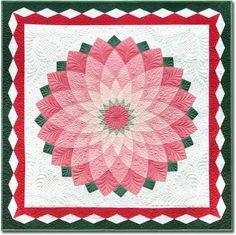 medallion star quilt