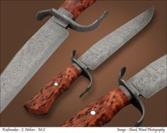 Bowie Knives by Neilson's Mountain Hollow