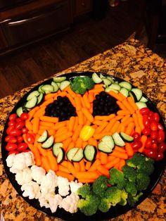More Halloween-style snacks!