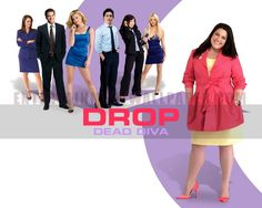 Drop Dead Diva - TV Series greek subs
