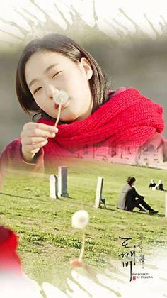 Found you Asian Actors, Korean Actors, Goblin Wallpaper Kdrama, Kim Go Eun Goblin, Goblin The Lonely And Great God, Goblin Korean Drama, Goblin Kdrama, Kwon Hyuk, South Korea Seoul
