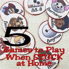 Discover 5 games to play when stuck at home during your Stay-cation or while self isolating with the family. Your kids will love having something new to do and you'll love the easy and quick moments with your family. I Spy Games, Free Games, Games To Play, Family Game Night, Family Games, Printable Bingo Games, Printables, Spy Board Game, Emoji Bingo