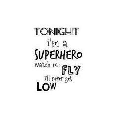 Superhero - 5 seconds of summer lyrics Lyrics Tumblr, 5sos Lyrics, 5sos Quotes, Wall Quotes, Qoutes, 5sos Logo, 5 Seconds Of Summer Lyrics, Summer Quotes, Say More