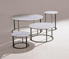 Small table Mera -B&B Italia - Design of Antonio Citterio