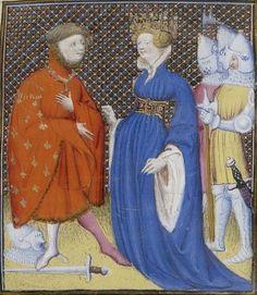 beginning of the 15th century (1403), French - Paris