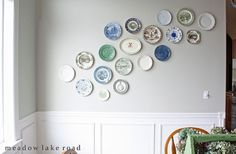 Plate Walls - Meadow Lake Road's clipboard on Hometalk, the largest knowledge hub for home & garden on the web
