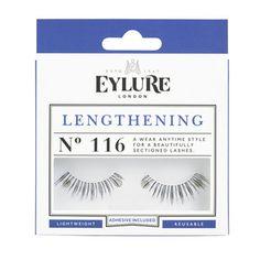 Eylure Lengthening 116 Lashes #eylure #lashes