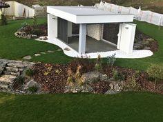Terrace Design, Exterior Design, Gazebo, Golf Courses, Outdoor Decor, House, Home Decor, Kiosk, Decoration Home