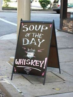 23 Hilarious Restaurant Signs, These Signs Are Funny