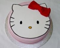 Hello Kitty cake by Barbara Lee