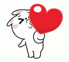 Love Images With Name, Cute Love Images, Cute Love Gif, Cute Cat Gif, Cute Cartoon Images, Cute Love Cartoons, Cartoon Gifs, Animated Emoticons, Animated Gif