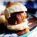 Big Fat Bacon Sliders | The Pioneer Woman Cooks | Ree Drummond