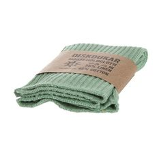 Iris Hantverk - Household Cloth Frosty Green
