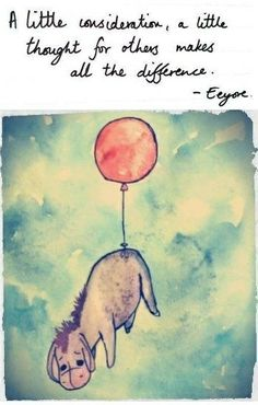people need to listen to eeyore seriously-though