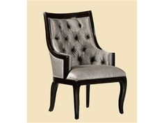 Exceptional Elite Furniture Gallery NC Furniture Marge Carson Bolero Side Chair BOL45  Www.elitefurnituregallery.com 843.449.3588 Nationwide Delivery | Pinterest  ...