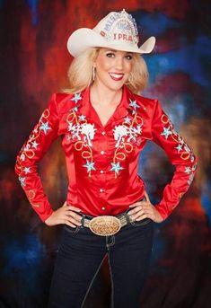 Jamie Wendt 2010 Hesperia PRCA Rodeo Queen   Rodeo Queen