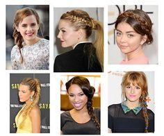 Olá meninas!Sabe o que é a grande tendência do verão para o cabelo? Sim, como todos os anos elas voltam: Tranças! Pessoalmente eu não sigo esta tendência muitas vezes, mas tenho que admitir que alguns penteados são apenas bonitos (e muito amados por celebridades). Aqui vai!Tranças são uma ma...