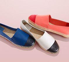 Shop Tory Burch Sandals & Espadrilles