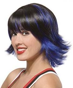 Wigsalon has sold the best wigs online since Find incredible prices on human hair & synthetic wigs from respected designers - only at Wigsalon! Modern Hairstyles, Wig Hairstyles, Blue Hair Streaks, Best Wig Outlet, Best Human Hair Wigs, Blonde Redhead, Runway Hair, Jon Renau, Natural Wigs