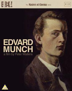 Edvard Munch - Blu-Ray (Masters of Cinema Region B) Release Date: June 13, 2016 (Amazon U.K.)