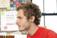 curly hair mohawks - Google Search