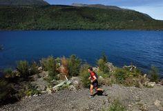 Can't-Miss Running Destination: LAKE TARAWERA, ROTORUA'S LAKES DISTRICT, NEW ZEALAND