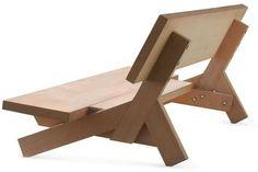 Zen Outdoor Bench
