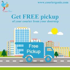 17 best Free Courier Pickup images | Courier service, Pick up, Book