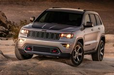 2017 Jeep Grand Cherokee Trailhawk Release