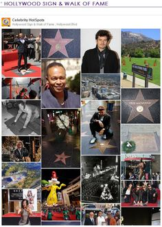 Hollywood Chamber of Commerce Announces New Walk of Fame Honorees For 2015 - Celebrity HotSpots®