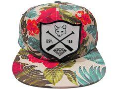 "G FOX & CO. ""The Bahama Crest"" Snapback Cap"